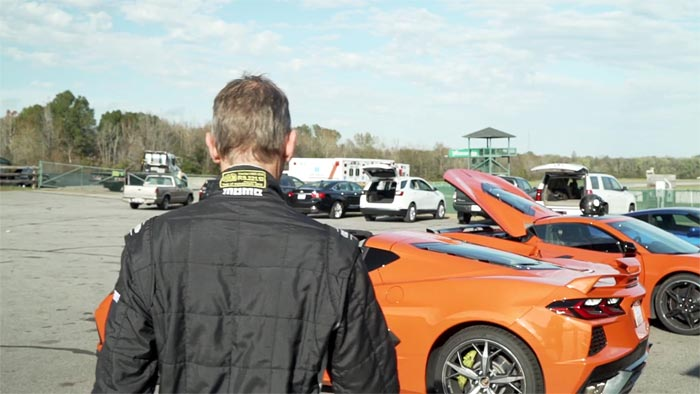 QUICK SHIFTS: Camaro vs Corvette, C8 Understeer, Top Gear USA, Investment-Quality C2s, Cannonball Run Record