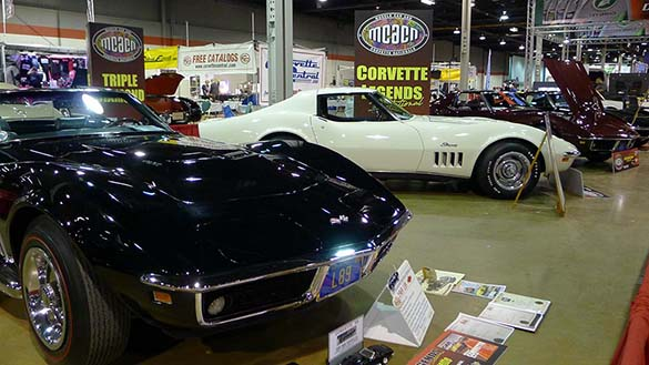 [GALLERY] The Corvette Legends Invitational at The Muscle Car and Corvette Nationals