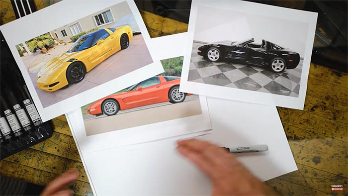 [VIDEO] Watch Chip Foose Work his Magic on the C5 Corvette