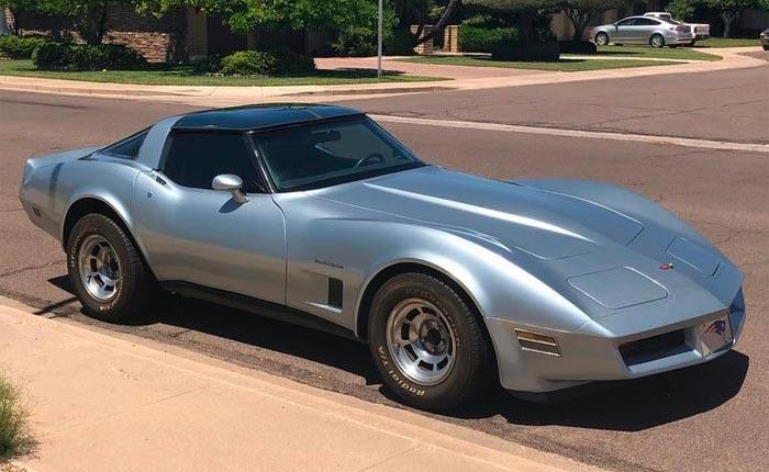 The Best Corvettes of the 1980s: No.3 - The 1982 Corvette