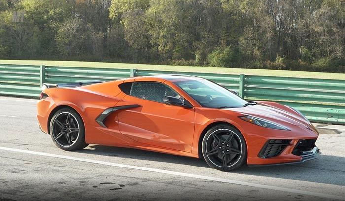Randy Pobst On How To Make the C8 Corvette's Handling Even Better