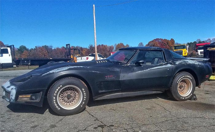Rare 1977 Duntov Turbo Corvette Found in North Carolina