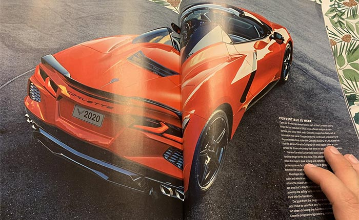 [VIDEO] Chevrolet's 48-Page 'New Roads' Magazine Features the 2020 Corvette