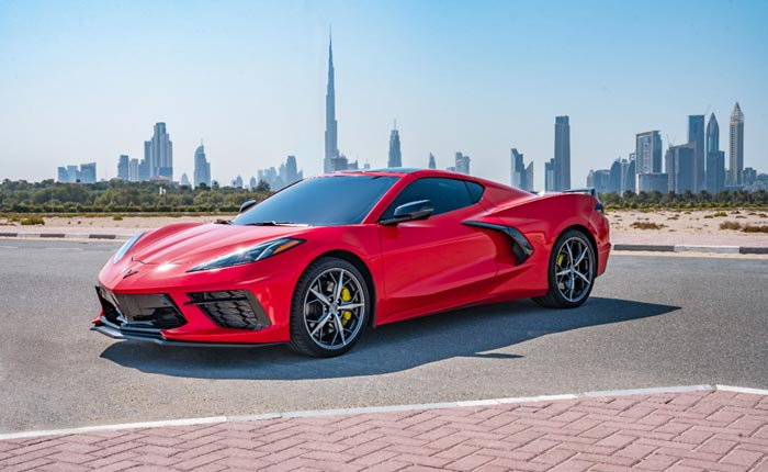 2020 Corvette is Sold Out According to GM's North American President