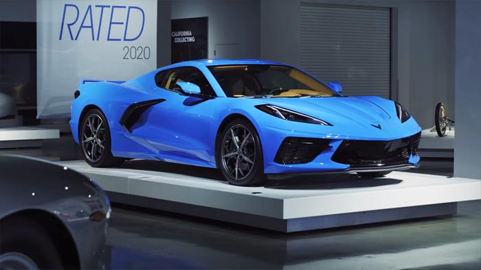 [VIDEO] Edmunds Names the 2020 Corvette Stingray the Best Sports Car for 2020