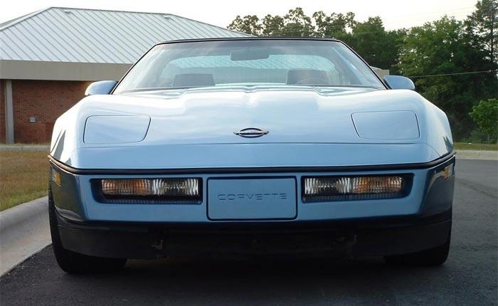 The Best Corvettes of the 1980s: No.1 - The 1984 Corvette