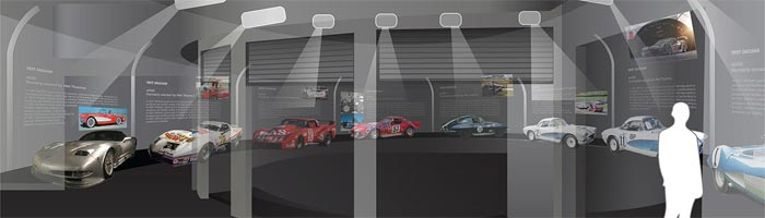 The National Corvette Museum Is Doing a Major Overhaul on the Performance Gallery