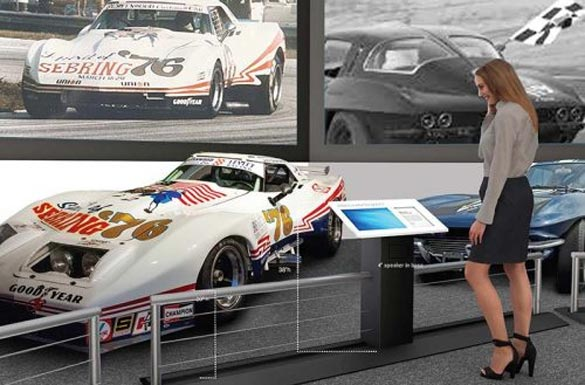 The National Corvette Museum Is Doing a Major Overhall on the Performance Gallery