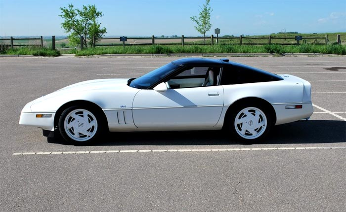[POLL] What's Your Favorite Corvette of the 1980s?
