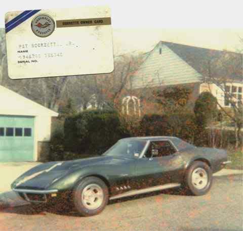 Pat's 1969 Corvette Finally Comes Home