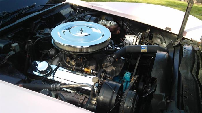 Corvettes on Craigslist: Corvette Hall of Famer's Pink 1979 Corvette Is Offered for Sale
