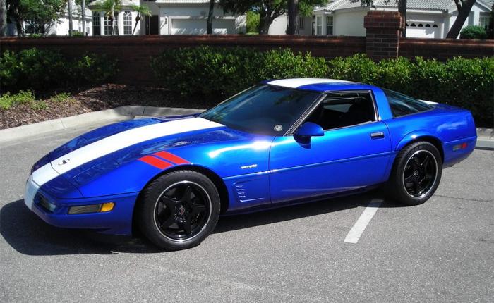 The Best Corvettes of the 1990s: No.3 - The 1996 LT4 Corvette