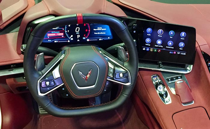 The 2020 Corvette is One of 13 GM Vehicles to Receive the New SiriusXM 360L Programming