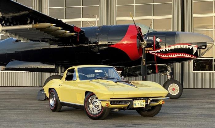 Corvettes for Sale: Corvette Mike's 1967 L88 Corvette Coupe Offered for $3.95 Million