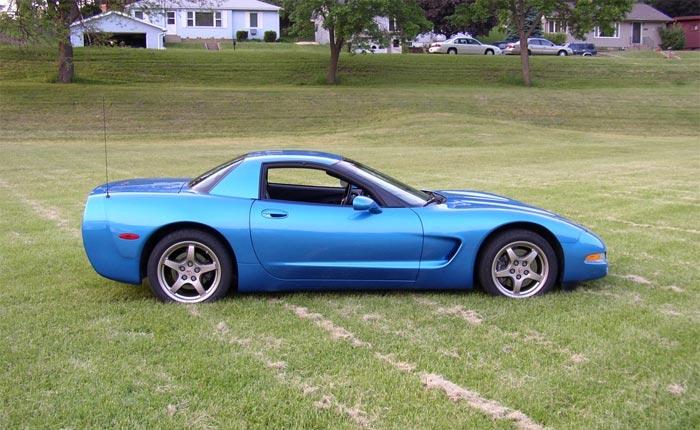 The Best Corvettes of the 1990s: No.2 - The 1999 Corvette FRC
