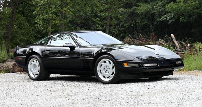 The Best Corvettes of the 1990s: No.1 - The C4 Corvette ZR-1