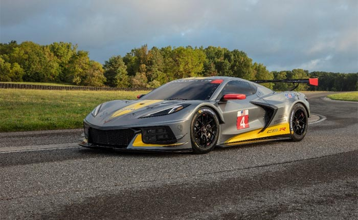 Corvette Racing to Run the C8.R at COTA WEC Race in February