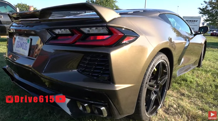 [VIDEO] 2020 Corvette Exhaust Compilation - Pure Sound!