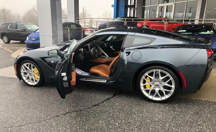 Corvette Delivery Dispatch with National Corvette Seller Mike Furman for Dec. 22nd