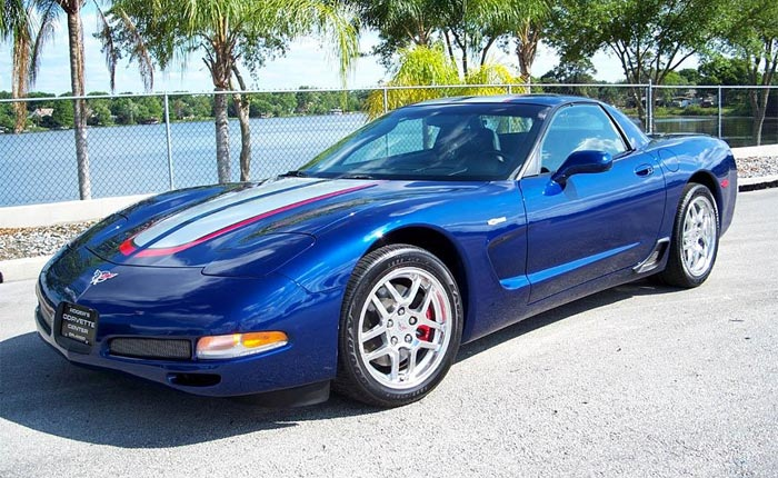 The Best Corvettes of the 2000s: No.3 - The C5 Corvette Z06
