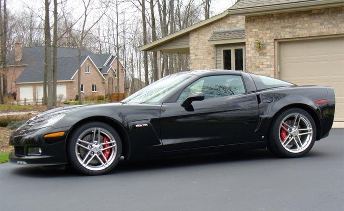 The Best Corvettes of the 2000s: No.2 - The C6 Corvette Z06