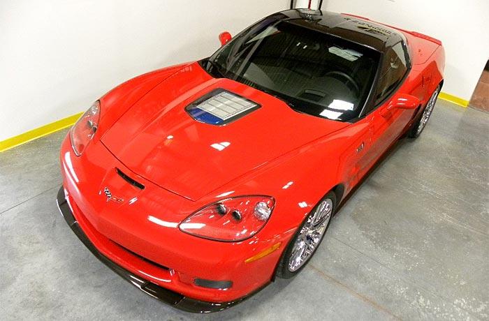 The Best Corvettes of the 2000s: No.1 - 2009 Corvette ZR1