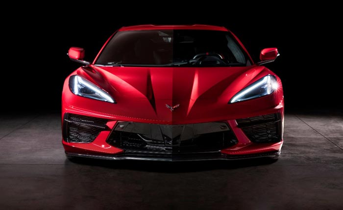 Detroit Free Press Names the 2020 Corvette Stingray its Car of the Year
