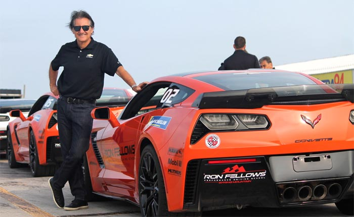 Corvette Hall of Famer Ron Fellows to Receive the Order of Canada