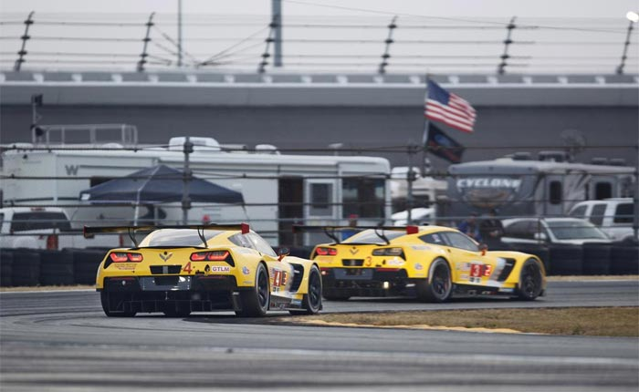 Corvette Racing at Daytona: Consistency Key in Corvette Racing 2019 Driver Lineup