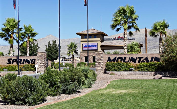 Spring Mountain Motor Resort and Country Club