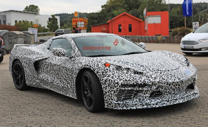 Sorry, But We're Not Buying that 'Surprise C8 Reveal at NAIAS' Rumor Going Around