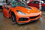 [ACCIDENT] Wrecked 2019 Corvette ZR1 for Sale at Copart is a Hot Mess