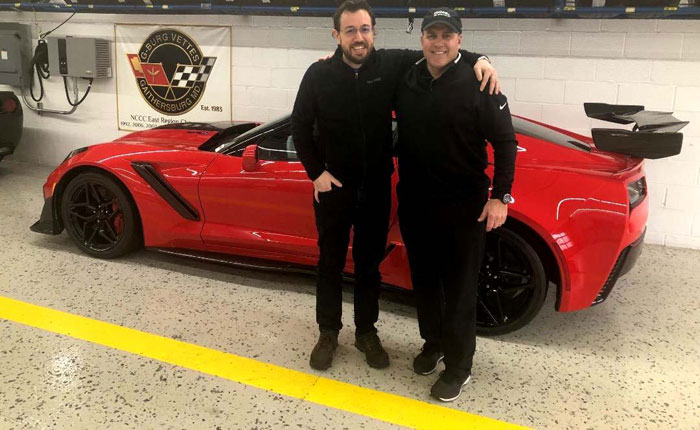 Corvette Delivery Dispatch with National Corvette Seller Mike Furman for Jan. 6th