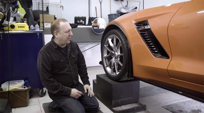 [video] Installing ACS Composite's Carbon Flash Fender Extensions on C7 Corvette Z06/Grand Sport