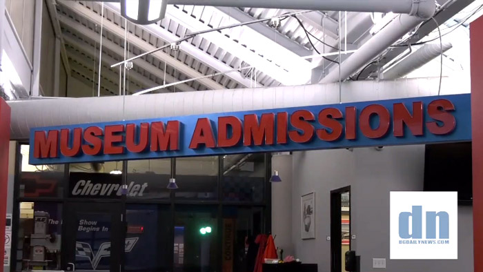 [VIDEO] National Corvette Museum's Gateway and Admission Areas Getting a Facelift