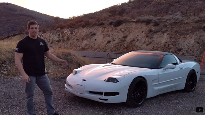 [VIDEO] Would You Buy a Corvette with 300,000 Miles On It?