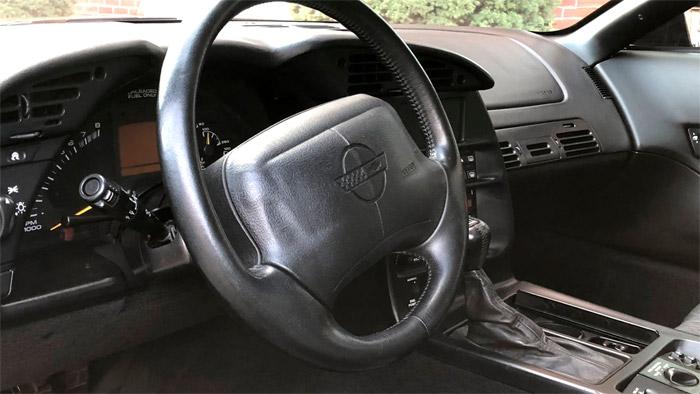 Corvette Values: 1995 Corvette ZR-1 Sells for $16,500 at Mecum Kissimmee
