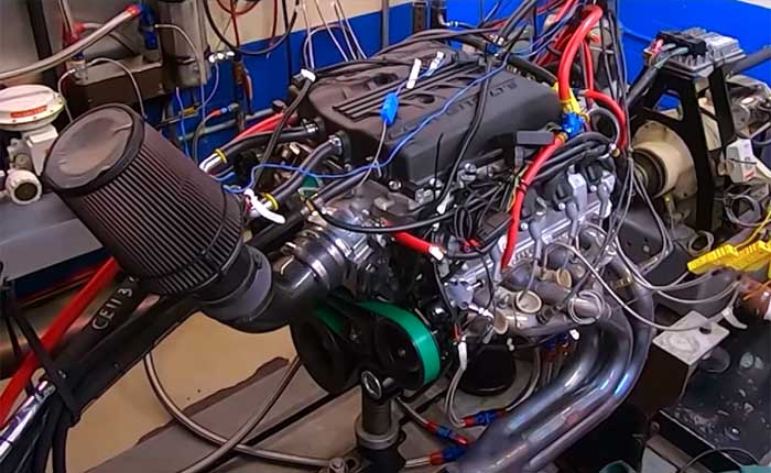 [VIDEO] Katech Performance Boosts the New LT5 to 1,013 Horsepower