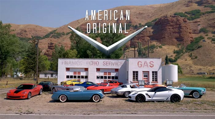 [VIDEO] 13 Models of Corvettes Featured in New 'American Original' Documentary