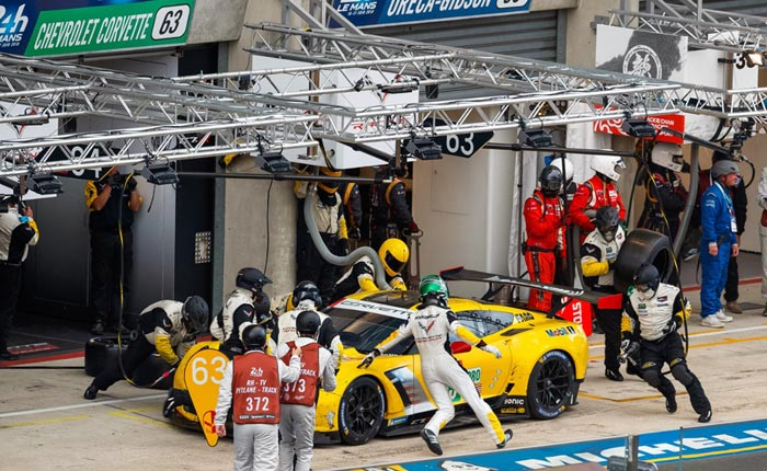 Corvette Racing is Hiring!