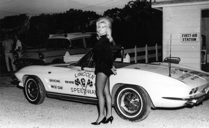 Vintage Linda Vaughn