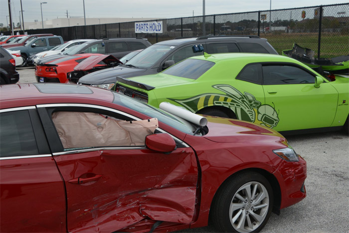 Teens Do $800K in Damage After Breaking Into Houston Dealership and Smashing Multiple Vehicles