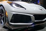 The Corvettes of the 2019 North American International Auto Show