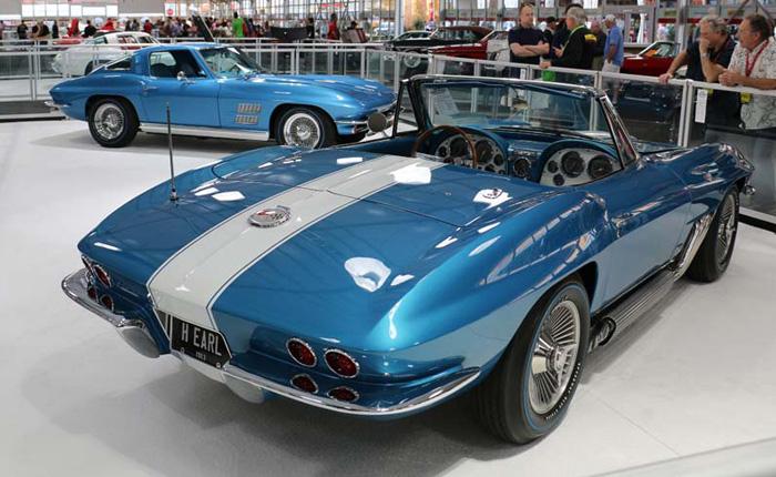 [GALLERY] Midyear Monday! Mecum Kissimmee Edition (62 Corvette photos)
