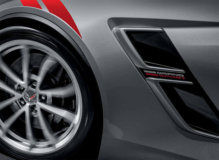 Four Special Edition 2019 Corvette Grand Sport Coupes Confirmed for Rolex Reveal