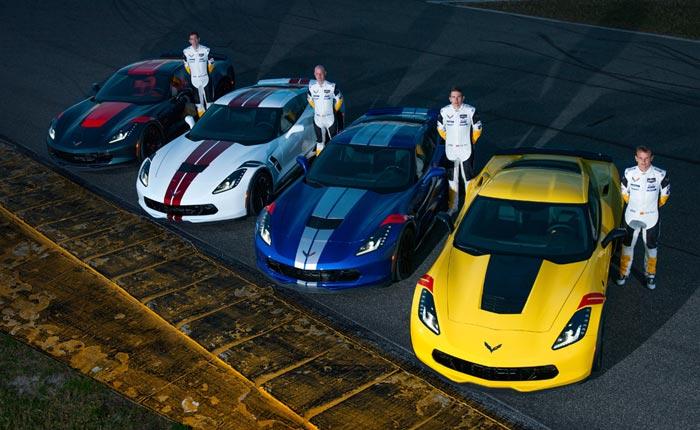 2019 Corvette Grand Sport Driver's Series