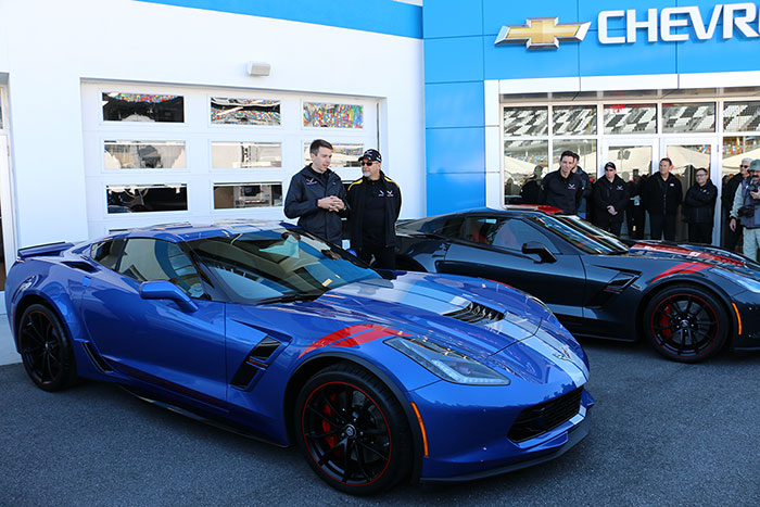 [VIDEO] Watch the Reveal of the 2019 Corvette Grand Sport Drivers Series