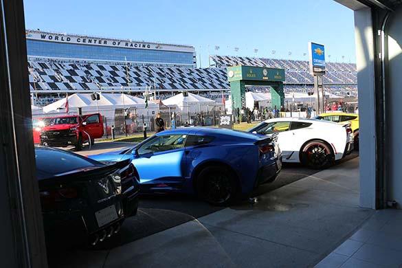 2019 Corvette Grand Sport Drivers Series Reveal