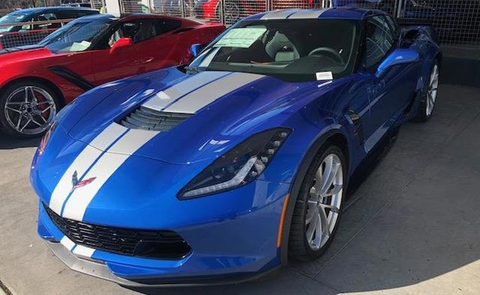 Corvette Delivery Dispatch with National Corvette Seller Mike Furman for Jan. 20th