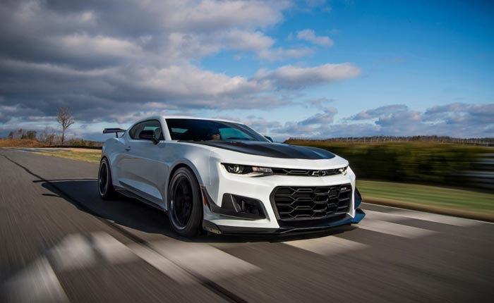 2019 Camaro ZL1 1LE Getting the 10-Speed Automatic